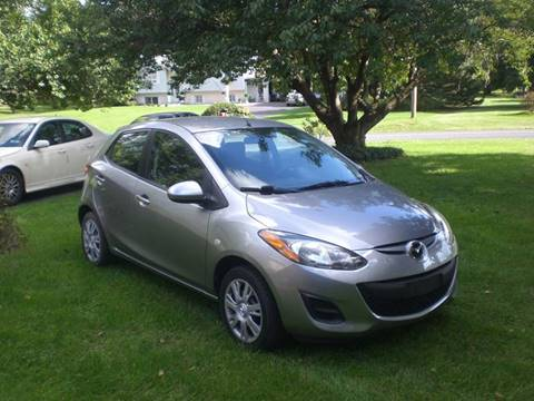 2013 Mazda MAZDA2 for sale at Alpine Auto Sales in Carlisle PA