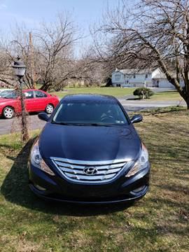 2011 Hyundai Sonata for sale at Alpine Auto Sales in Carlisle PA