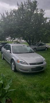 2006 Chevrolet Impala for sale at Alpine Auto Sales in Carlisle PA