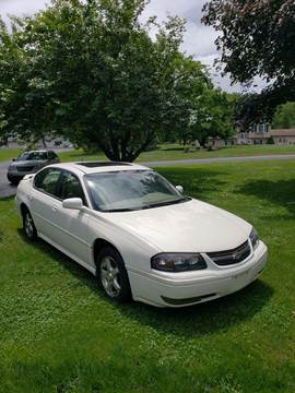 2005 Chevrolet Impala for sale at Alpine Auto Sales in Carlisle PA