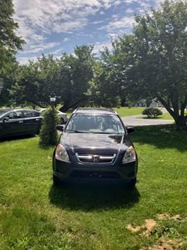 2003 Honda CR-V for sale at Alpine Auto Sales in Carlisle PA