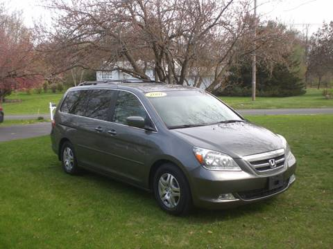 2007 Honda Odyssey for sale at Alpine Auto Sales in Carlisle PA