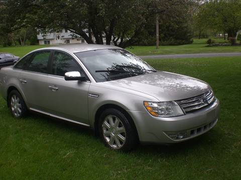 2008 Ford Taurus for sale at Alpine Auto Sales in Carlisle PA