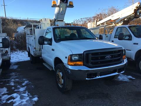 2000 Ford F-450 Super Duty for sale in Maplewood, MN