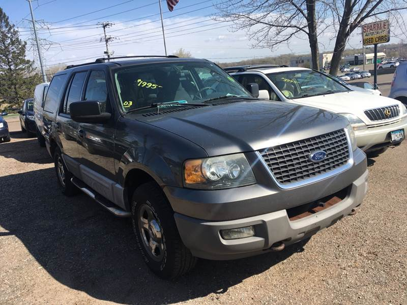 2003 Ford Expedition Xlt 4wd 4dr Suv In Maplewood Mn