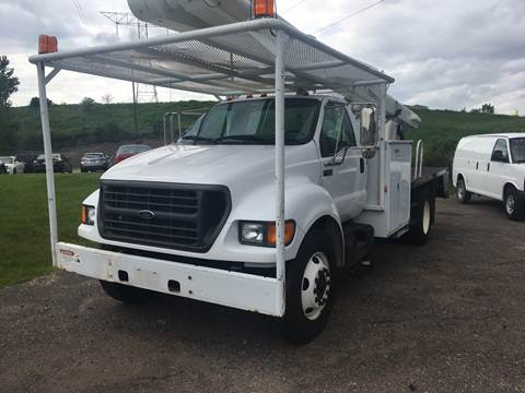 2002 Ford F-650 Super Duty for sale in Maplewood, MN