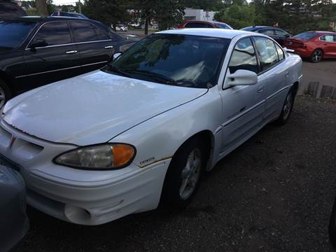 1999 Pontiac Grand Am for sale in Maplewood, MN
