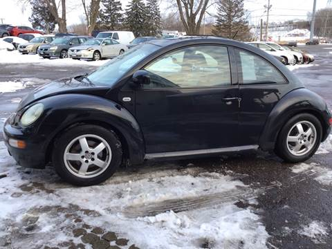 1999 Volkswagen New Beetle GLS for sale at Sparkle Auto Sales in Maplewood MN