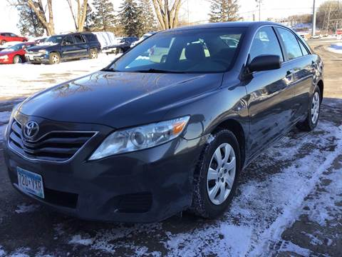 2010 Toyota Camry for sale at Sparkle Auto Sales in Maplewood MN