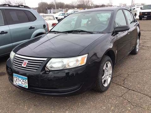 2005 Saturn Ion 2 for sale at Sparkle Auto Sales in Maplewood MN