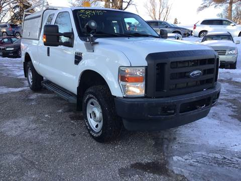 2009 Ford F-250 Super Duty XLT for sale at Sparkle Auto Sales in Maplewood MN