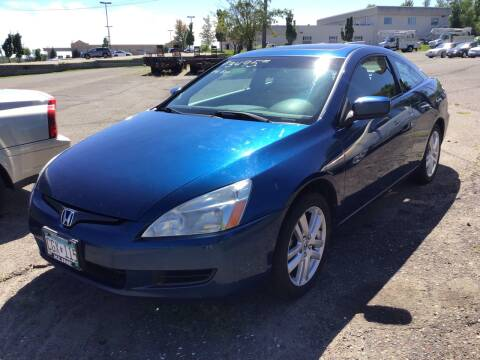 2004 Honda Accord for sale at Sparkle Auto Sales in Maplewood MN