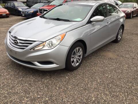 2012 Hyundai Sonata for sale at Sparkle Auto Sales in Maplewood MN
