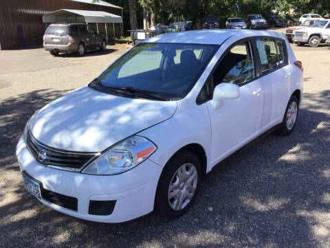 2011 Nissan Versa for sale at Sparkle Auto Sales in Maplewood MN