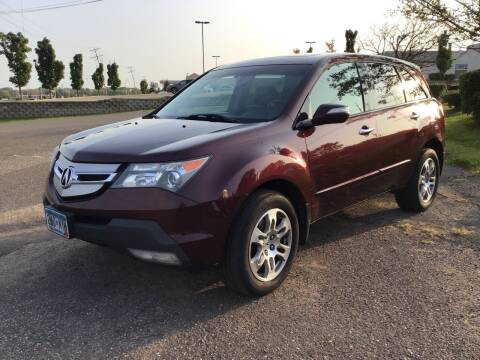 2008 Acura MDX for sale at Sparkle Auto Sales in Maplewood MN