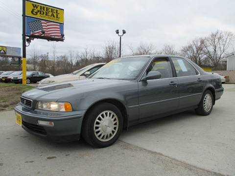 Acura Legend For Sale In Athens GA Carsforsalecom - 1995 acura legend for sale