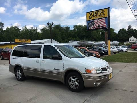 2002 Pontiac Montana for sale in Cincinnati, OH