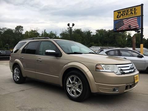 2008 Ford Taurus X for sale in Cincinnati, OH