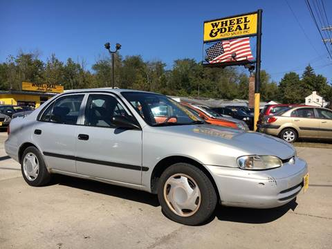 2002 Chevrolet Prizm for sale in Cincinnati, OH