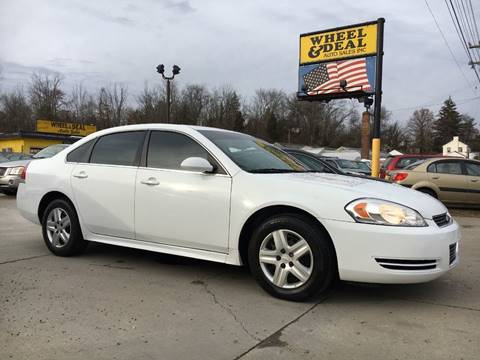 2010 Chevrolet Impala for sale in Cincinnati, OH