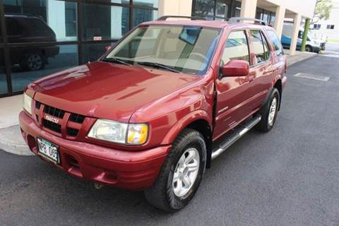 2004 Isuzu Rodeo for sale in Waipahu, HI