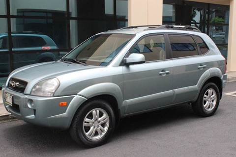 2007 Hyundai Tucson for sale in Waipahu, HI