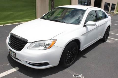 2013 Chrysler 200 for sale in Waipahu, HI