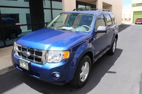 2008 Ford Escape for sale in Waipahu, HI