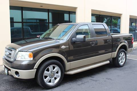 2007 Ford F-150 for sale in Waipahu, HI