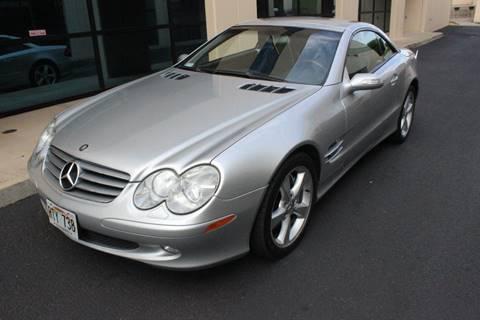 2004 Mercedes-Benz SL-Class for sale in Waipahu, HI