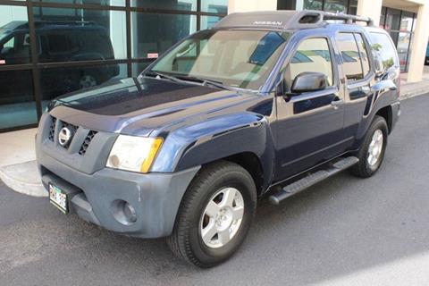 2007 Nissan Xterra for sale in Waipahu, HI