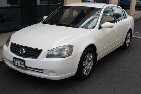 2005 Nissan Altima for sale in Waipahu, HI