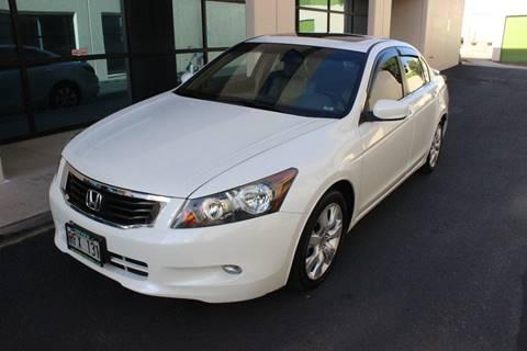 2008 Honda Accord for sale in Waipahu, HI