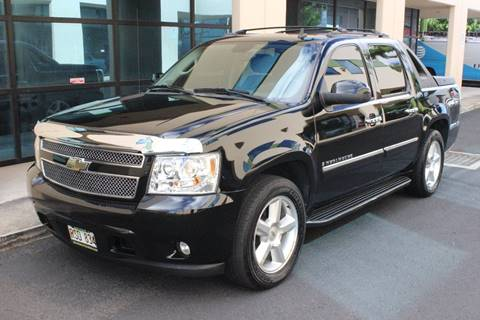 2008 Chevrolet Avalanche for sale in Waipahu, HI