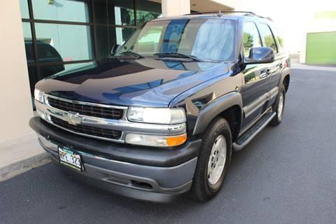 2006 Chevrolet Tahoe for sale in Waipahu, HI