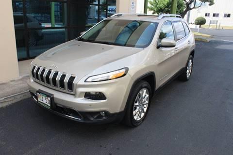 2015 Jeep Cherokee for sale in Waipahu, HI