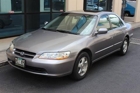 2000 Honda Accord for sale in Waipahu, HI