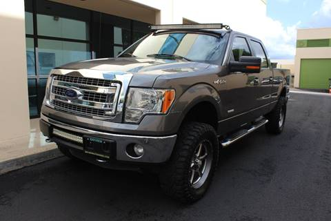 2013 Ford F-150 for sale in Waipahu, HI