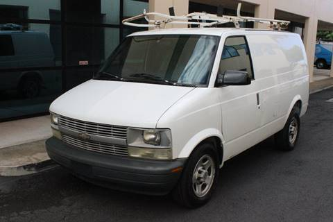 2004 Chevrolet Astro Cargo for sale in Waipahu, HI