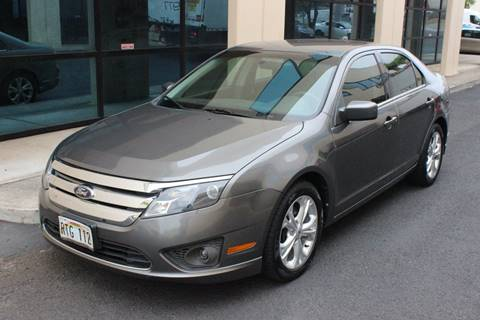 2012 Ford Fusion for sale in Waipahu, HI
