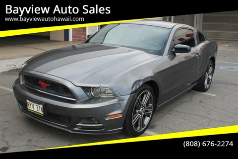 2013 Ford Mustang for sale in Waipahu, HI