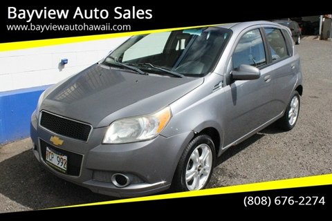 2011 Chevrolet Aveo for sale in Waipahu, HI