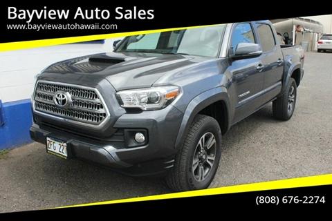 2017 Toyota Tacoma for sale in Waipahu, HI