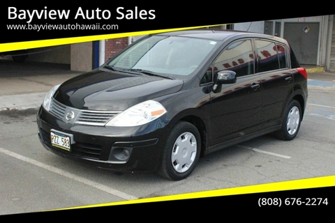 2009 Nissan Versa for sale in Waipahu, HI