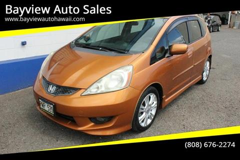 2009 Honda Fit for sale in Waipahu, HI