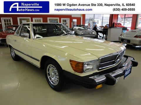 1983 Mercedes-Benz 380-Class for sale in Naperville, IL
