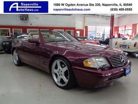 1998 Mercedes-Benz SL-Class for sale in Naperville, IL