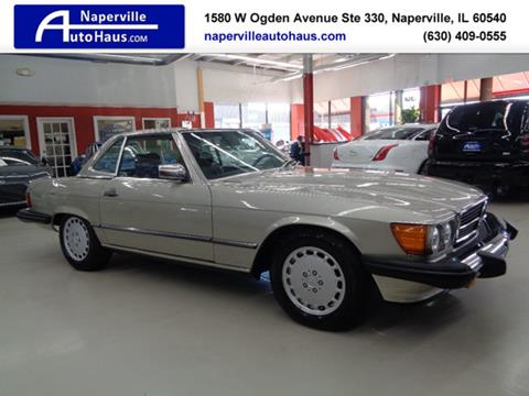 1986 Mercedes-Benz 560-Class for sale in Naperville, IL