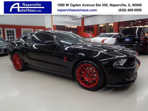 2012 Ford Shelby GT500 for sale in Naperville, IL