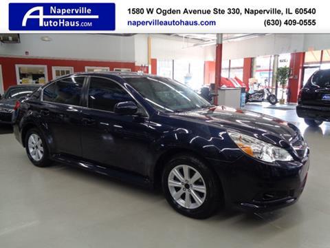 2012 Subaru Legacy for sale in Naperville, IL